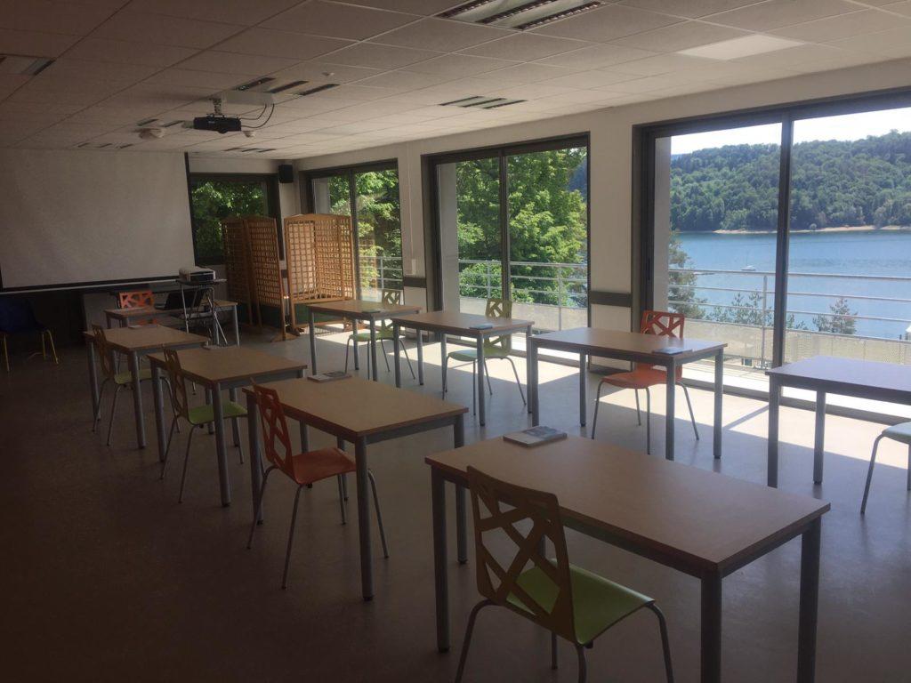 Salle de classe BEV
